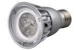 1W LED, E27 socket