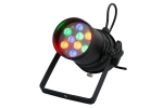 PAR 36 RGB LED DMX Master & Slave 9 x 1W