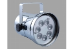 LED PAR36 with 6 x 1W LEDs