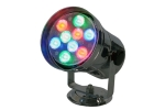 PAR 36 RGB LED DMX Pinspot 9 x 1W