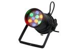PAR 36 RGB LED DMX Spot 9 x 1W