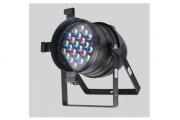 PAR 64 RGB LED DMX spot 36  x 1W